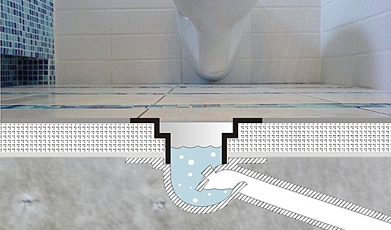 Remaljeringsbolaget hjälper dig att renovera golvbrunnar